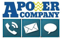Contact A Power Company, Live Chat, Email, Phone, Fax