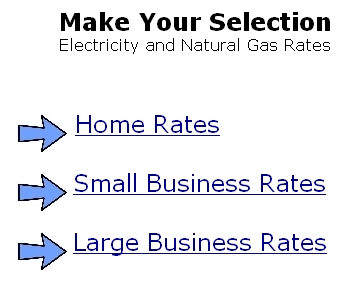 NJ Company Electricity Rates